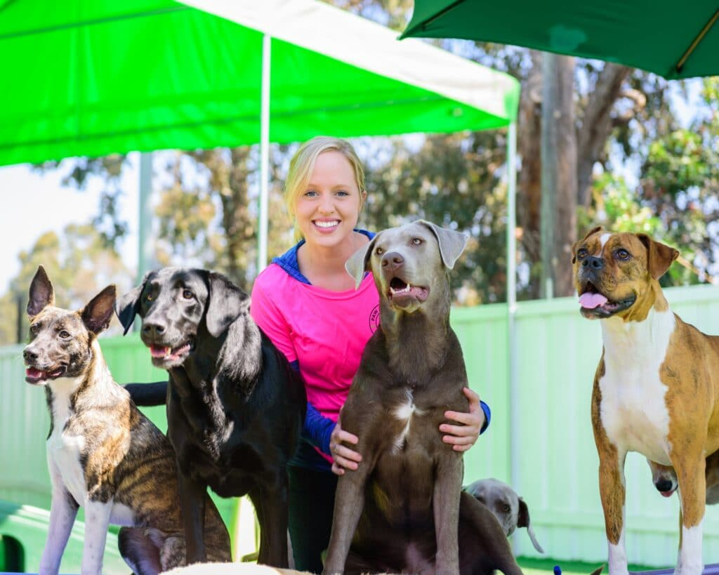 Christina Branch Dog Trainer